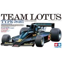 Lotus Type 78 1977 w/ photo etch parts (1:20)