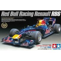 Red Bull Racing Renault RB6 (1:20)