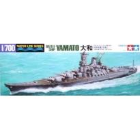 Japanese Battleship Yamato (1:700)