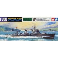 Japanese Destroyer Hibiki (1:700)