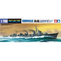 Japanese Navy Destroyer Shimakaze (1:700)
