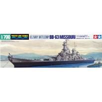 U.S.Navy Battleship BB-63 Missouri (1:700)