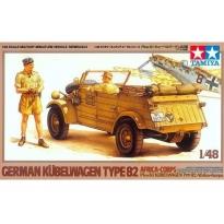 German Kübelwagen Type 82 Afrika-Korps (1:48)