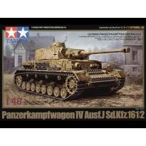 Panzerkampfwagen IV Ausf.J Sd.Kfz.161/2 (1:48)
