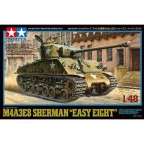 "U.S. Medium Tank M4A3E8 Sherman ""Easy Eight"" (1:48)"