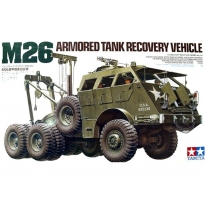 M26 Armored Tank Recovery Vehicle (1:35)