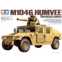 M1046 HUMVEE TOW Missile Carrier (1:35)