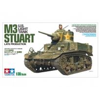 U.S. Light Tank M3 Stuart Late Production (1:35)