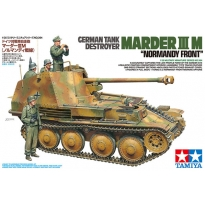 "German Tank Destroyer Marder III M ""Normandy Front"" (1:35)"