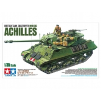 British Tank Destroyer M10 IIC Achilles (1:35)