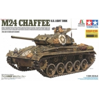 U.S. Light Tank M24 Chaffee (1:35)