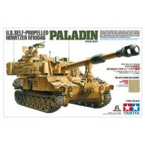U.S.Self-Propelled Howitzer M109A6 Paladin (Iraq War) (1:35)