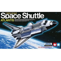 Space Shuttle Atlantis (1:100)