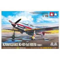 Kawasaki Ki-61-Id Hien (Tony) (1:72)