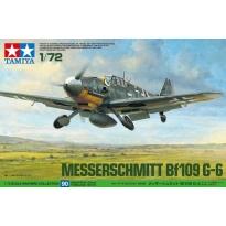 Messerschmitt Bf109G-6 (1:72)