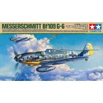 Messerschmitt Bf109 G-6 (1:48)