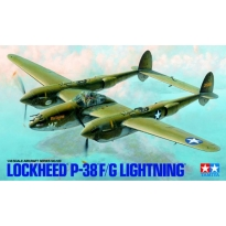 Lockheed P-38 F/G Lightning (1:48)