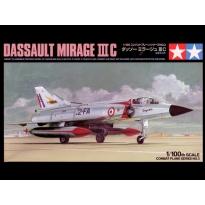 Dassault Mirage IIIC (1:100)