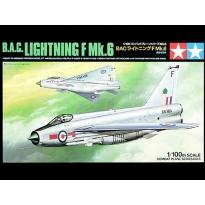 B.A.C. Lightning F Mk.6 (1:100)