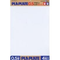 Płyta polistyrenowa 0,5 mm format B4 (4 arkusze)