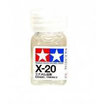 Rozcieńczalnik X-20 do farb olejnych 10 ml