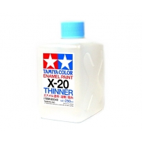 Rozcieńczalnik X-20 do farb olejnych 250 ml