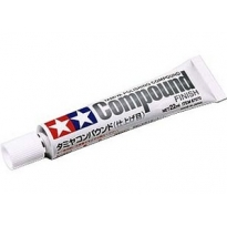 Tamiya Polishing Compound (finish) 22 ml