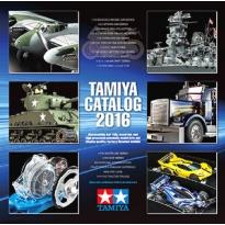 Katalog Tamiya 2016