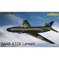 SAAB A32A Lansen (1:48)