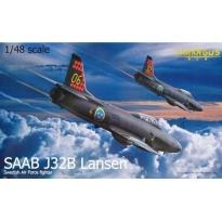 SAAB A32B Lansen (1:48)