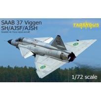 SAAB 37 Viggen SH/AJSF/AJSH (1:72)
