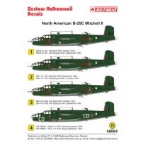 North American B-25C Mitchell II (1:48)