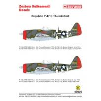 Republic P-47D Thunderbolt (1:48)
