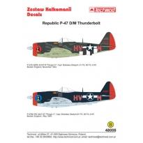 Republic P-47D/M Thunderbolt (1:48)