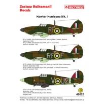 Hawker Hurricane Mk.I (1:48)