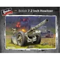 British 7,2 Inch howitzer (1:35)
