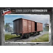 German Gedeckter Guterwagen G10 (1:35)