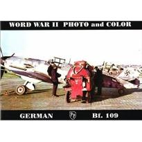 World War II Photo and Color German Bf.109
