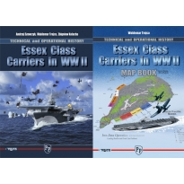 Essex Class Carriers in WW II - TECHNICAL and OPERATIONAL HISTORY