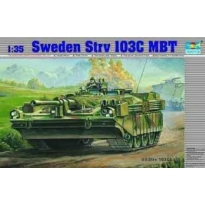 Sweden Strv 103C MBT (1:35)