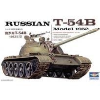 Russian T-54B Model 1952 (1:35)