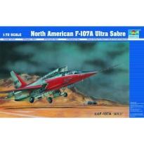 North American F-107A Ultra Sabre (1:72)