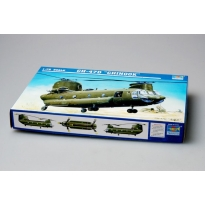 """CH-47D """"CHINOOK"""" (1:72)"""