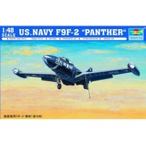 """US.NAVY F9F-2 """"PANTHER""""(1:48)"""