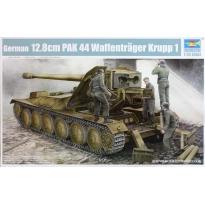 German 12.8cm PAK 44 Waffenträger Krupp 1 (1:35)