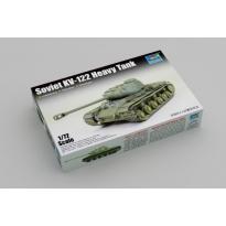 Soviet KV-122 Heavy Tank (1:72)