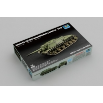 Soviet SU-152 Self-propelled Heavy Howitzer - Early (1:72)