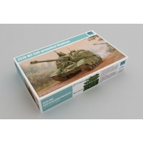 2S19-M2 Self-propelled Howitzer (1:35)