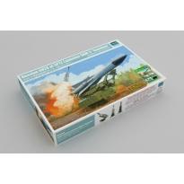 "Russian 5V28 of 5P72 Launcher SAM-5 ""Gammon"" (1:35)"