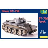 BT-7M tank (1:72)
